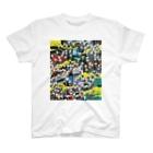 ヨシサコツバサのスクランブル交差点 T-shirts