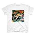 Fantastic FrogのFantastic Frog -Plein Air Version- T-shirts