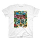 CHEBLOの首里城チャリティグッズ T-shirts