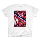 galah_addの苺いちご覆盆子イチゴ一期一会 T-shirts