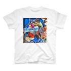DAISUKE-EKUSIADのコラT T-shirts