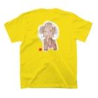 ★いろえんぴつ★のマンモスさん Tシャツ