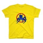 Dream ShakeのLazy Octpus T-shirts