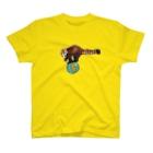 ヤマノナガメの玉乗りレッサー T-shirts