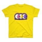 トンガリゴートの目 T-shirts