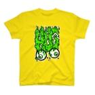 HUGオフォシャルショップのHUG, Slime, Melt... T-shirts