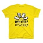 COULEUR PECOE(クルールペコ)  のオイスター! T-shirts