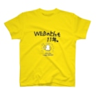ストロウイカグッズ部のストロウイカ11周年ありがとう記念 T-shirts