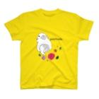 しっぽくらぶのpetit✲chillaチンチラさん(inしっぽくらぶ) T-shirts