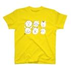 ★いろえんぴつ★のどうぶつたくさん T-shirts