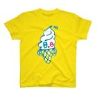 ファンシーまる星人のあいすチャン T-shirts