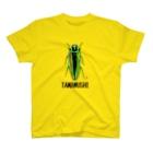 なで肩うさぎの美香堂のタマムシ T-shirts