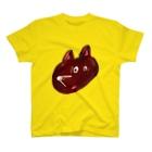 Tania NobukovskiのHEY BEAR FACE T-shirts