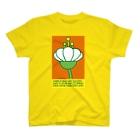 occasiの花の横顔 T-shirts