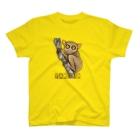 すとろべりーガムFactoryのターシャ (メガネザル) T-shirts