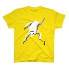 pupusyupoの墨絵のナマケモノ T-shirts