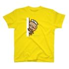 ザ・ワタナバッフルの邑南町ゆるキャラ:オオナン・ショウ『チラ見』 T-shirts