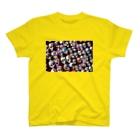 gozu brandの世の中に一言シリーズ T-shirts