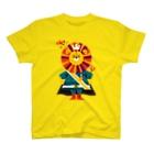 サタケシュンスケ|イラストレーターのLION KING T-shirts