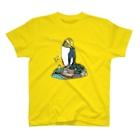 ペンギンパカリのキガシラペンギン T-shirts