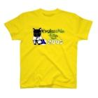 極真館SHOP【キッズ&ベビー】の【極真館】イラスト T-shirts
