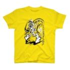 はしうおの現代雷神 T-shirts