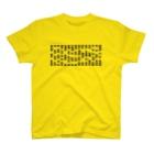 スタジオサスフォーのむし漢字 T-shirts