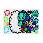 dorihopuのまったり青龍 Stickable posterの横向き