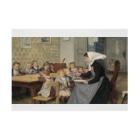世界の絵画アートグッズのアルベール・アンカー 《保育所 1 》 Stickable Posterの横向き