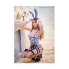 Osiris Collection ShopのOsiris Collection ターポリンポスター/バニー Stickable poster
