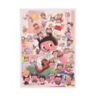 WOTAKICHI GARAGE のぼろまるがいっぱい Stickable poster