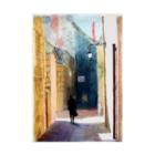 amanelenのアート天音432hz Stickable poster