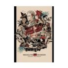 DHTLS/NJSLYR(公式な)のコールド・ヒート・シマーズ v2 Stickable poster