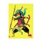 yonshirouの四士郎くん Stickable poster