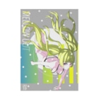 ⁰෴⁰ shopのMELLOW OUT Stickable poster
