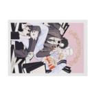 ビリー・バリバリーのSHOPPING:PINK Stickable posterの横向き