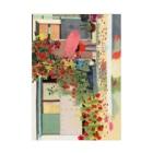原倫子/ Tomoko Haraの水曜日は薔薇色 Stickable Poster