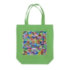 SkySoar(宙舞)のcolorful Tote bags