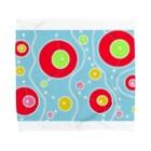 まーマジョのマジョの浮き輪 Towel handkerchiefs