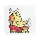 ピカロンのピカロン Towel Handkerchief