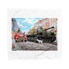 ギギギガガガのIS-3重戦車 Towel handkerchiefs