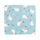 Fanfleecyのネザーランドドワーフ(ヒマラヤン) Towel handkerchiefs