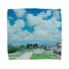 さーちゃん💓の沖縄の風景💓 Towel handkerchiefs