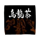 ぴーちゃの烏龍茶 Towel handkerchiefs