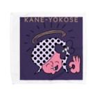 がんばらないちゃんのKANE-YOKOSE NABY Towel handkerchiefs