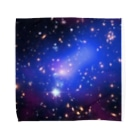 2step_by_Jrの宇宙の藻屑 Towel handkerchiefs