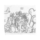 Lily_Arrowの白 Towel handkerchiefs