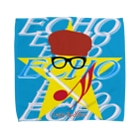 Logic RockStar  illustration Official StoreのECHO  Towel handkerchiefs