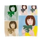Logic RockStar  illustration Official StoreのGifted  Towel handkerchiefs