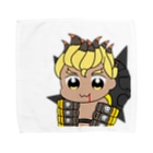 AkinoAliceのポプテパロ〜ジャンクラット〜 Towel handkerchiefs